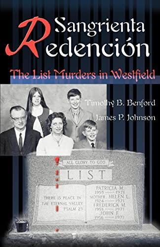 9780595009749: Sangrienta Redención: The List Murders in Westfield (Spanish version) (Spanish Edition)