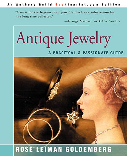 9780595088980: Antique Jewelry: A Practical & Passionate Guide