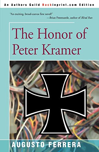 9780595089062: The Honor of Peter Kramer