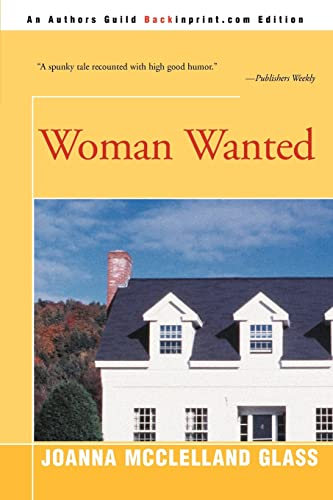 9780595089253: Woman Wanted
