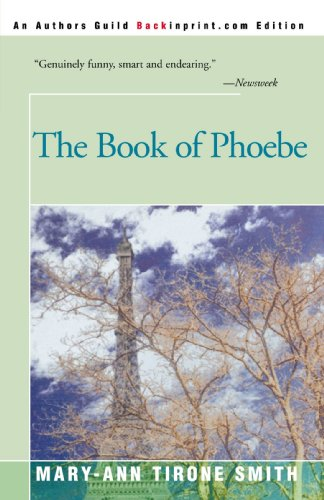 9780595089512: The Book of Phoebe