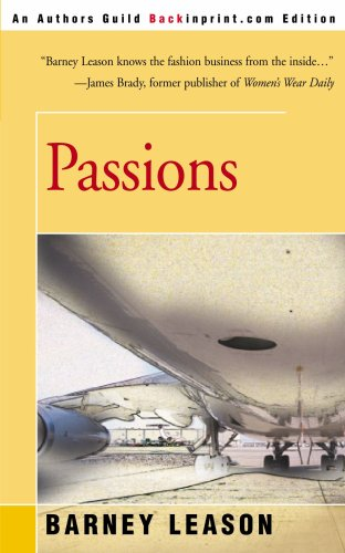 9780595091010: Passions