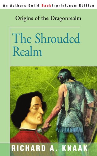 9780595092093: The Shrouded Realm (Dragonrealm)