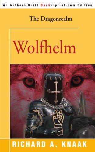 9780595092123: Wolfhelm (Dragonrealm)