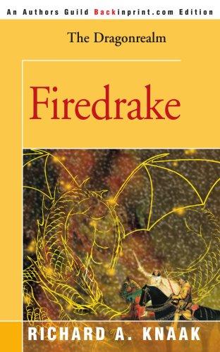 9780595092147: Firedrake (Dragonrealm)