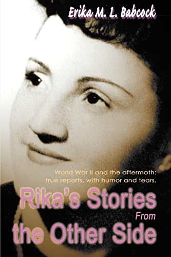 9780595094769: Rika's Stories From the Other Side