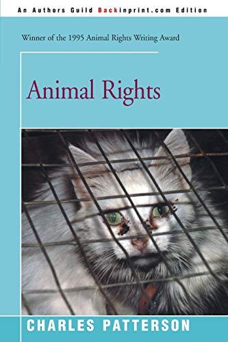 9780595094943: Animal Rights