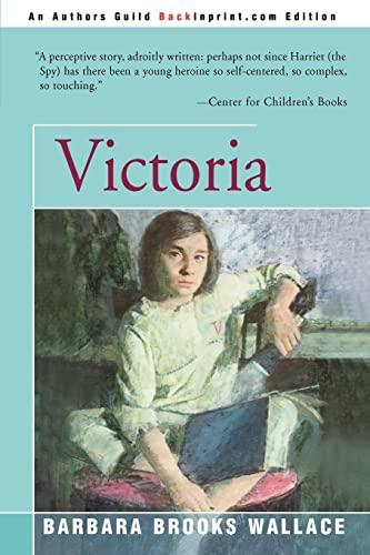 9780595095704: Victoria