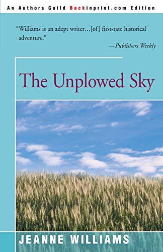 9780595095841: The Unplowed Sky
