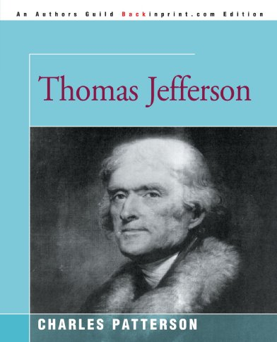9780595095896: Thomas Jefferson