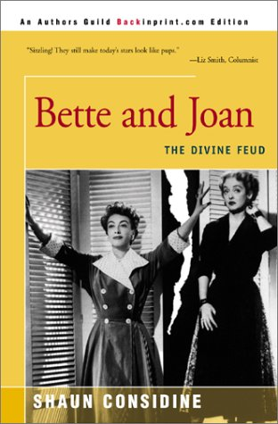 9780595120277: Bette and Joan: The Divine Feud