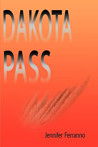 9780595128938: Dakota Pass