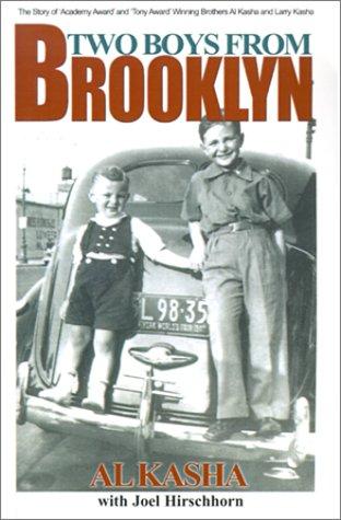 9780595131457: Two Boys from Brooklyn