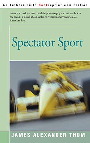 9780595133451: Spectator Sport
