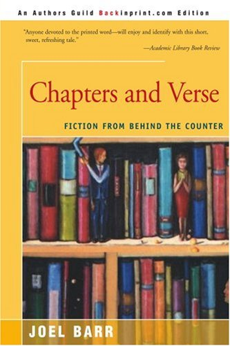 9780595140329: Chapters and Verse: Fiction from Behind the Counter