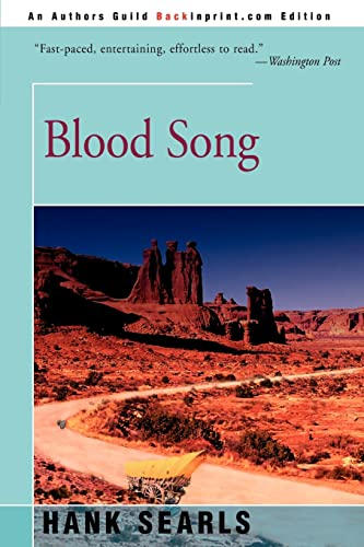9780595144402: Blood Song