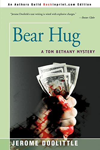 9780595146000: Bear Hug: A Tom Bethany Mystery