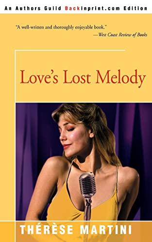 9780595146345: Love's Lost Melody