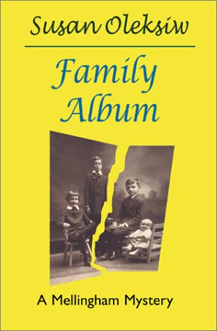 9780595147779: Family Album: A Mellingham Mystery (Mellingham Mysteries)