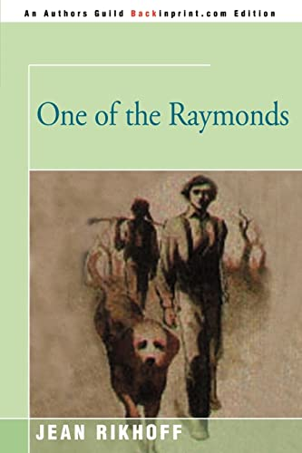 One of the Raymonds: Jean Rikhoff