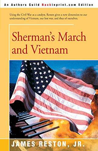 9780595160709: Sherman's March and Vietnam