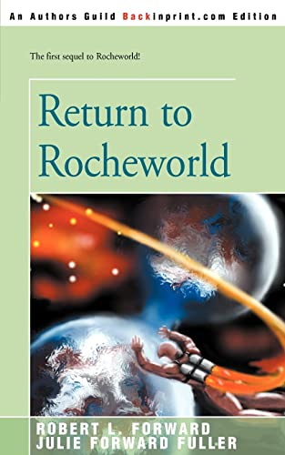 9780595166169: Return to Rocheworld
