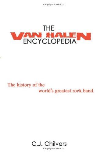 9780595166695: The Van Halen Encyclopedia