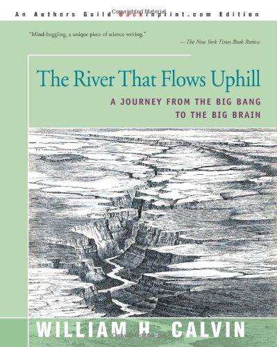 9780595167005: The River That Flows Uphill: A Journey from the Big Bang to the Big Brain