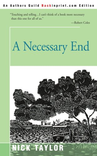 9780595167067: A Necessary End