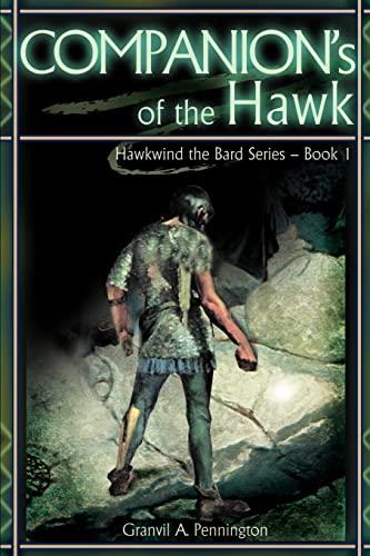 9780595167227: Companion's of the Hawk (Hawkwind the Bard)