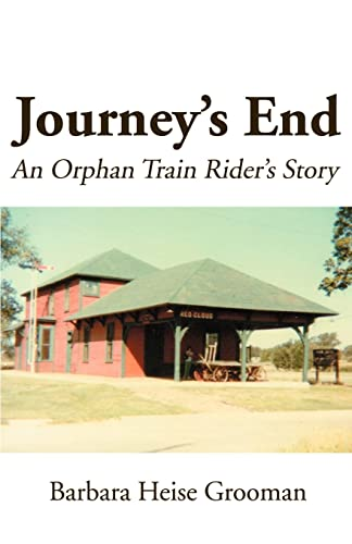 9780595172412: Journey's End: An Orphan Train Rider's Story