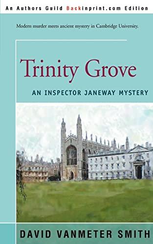 9780595174423: Trinity Grove
