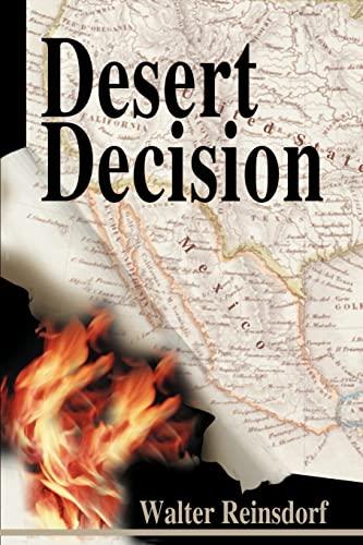 9780595183050: Desert Decision