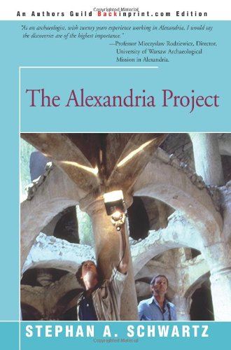 9780595183487: The Alexandria Project