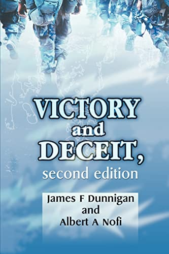 9780595184057: Victory and Deceit, second edition: Deception and Trickery at War
