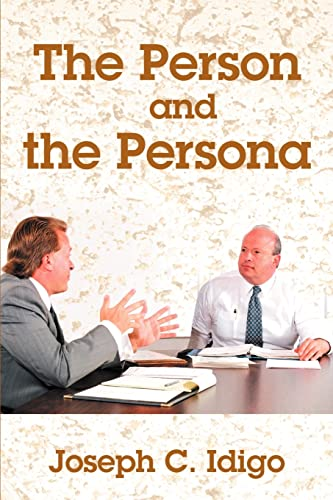 9780595185580: The Person and the Persona