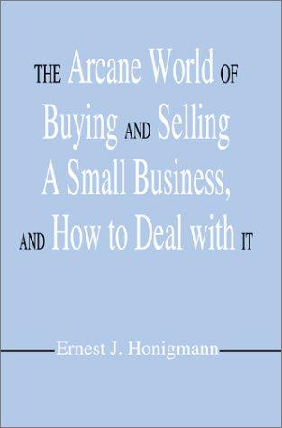 9780595188918: Arcane World of Buying and Selling