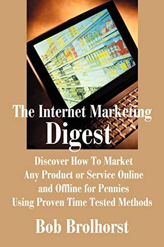 9780595190539: The Internet Marketing Digest