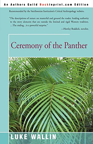 9780595192755: The Ceremony of the Panther
