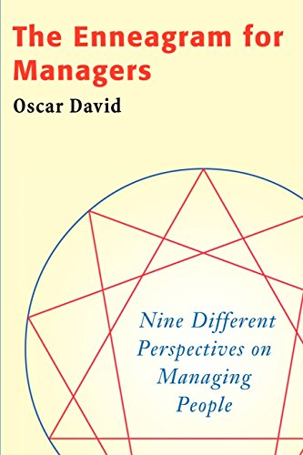 9780595195466: The Enneagram for Managers: Nine Different Perspectives on Managing People