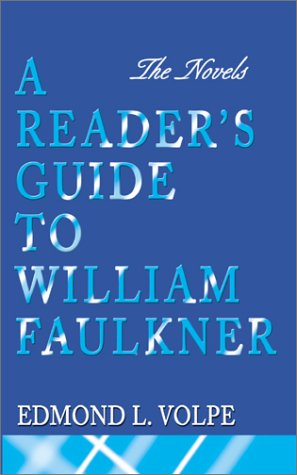 9780595196272: A Reader's Guide to William Faulkner (Reader's Guide Series)