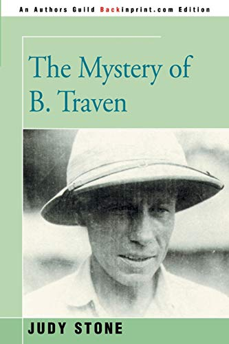 9780595197293: The Mystery of B. Traven