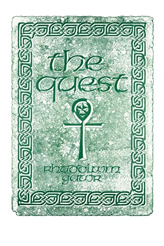 9780595201242: The Quest: A Search for the Grail of Immortality