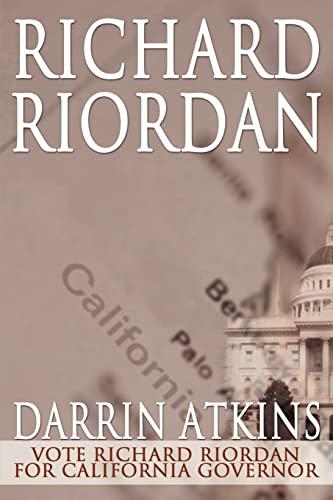 9780595211180: Richard Riordan: Vote Richard Riordan for California Governor