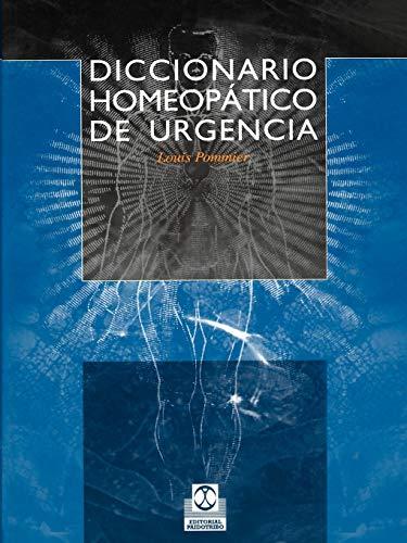 9780595211425: Diccionario Homeopatico de Urgencia