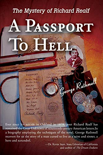 9780595212514: A Passport To Hell: The Mystery of Richard Realf