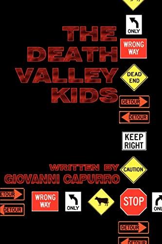 9780595214082: The Death Valley Kids