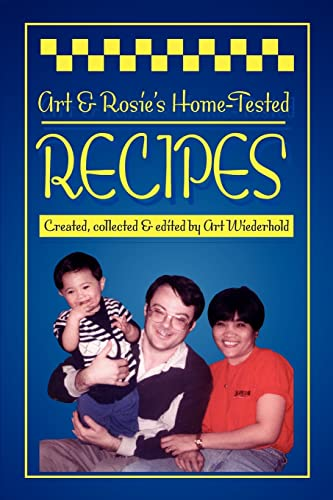 9780595220168: Art & Rosie's Home-Tested Recipes