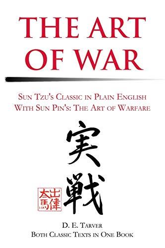9780595224722: The Art of War - Sun Tzu's Classic in Plain English With Sun Pin's : The Art of Warfare