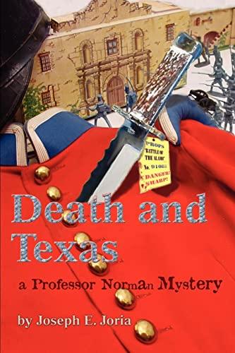 Death and Texas: Joseph Joria
